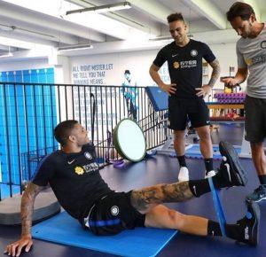 Inter pre-season, Icardi, Lautaro Martinez