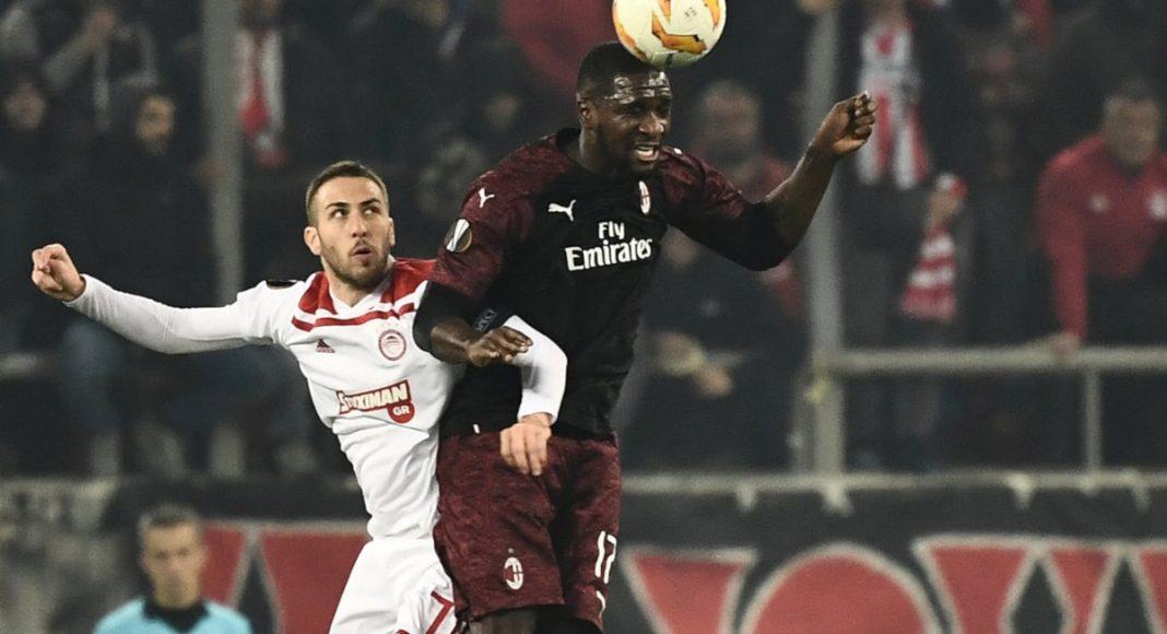 Olympiacos-Milan-3-1