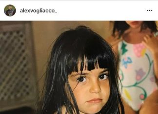 Virginia Mihajlovic bambina