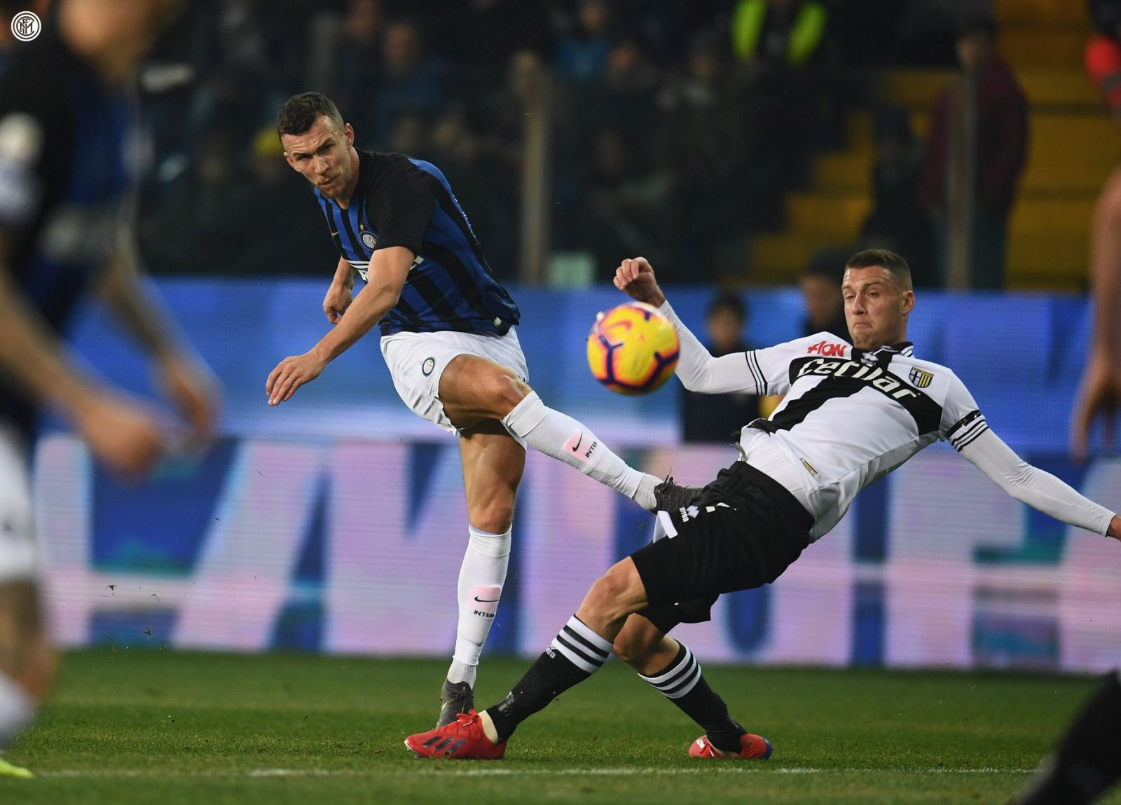 Perisic Parma vs Inter 0-1