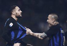 Inter vs Sampdoria D'Ambrosio Nainggolan
