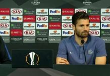 Spalletti Candreva conferenza stampa Inter Rapid Vienna