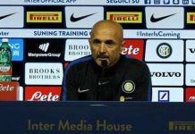 Spalletti conferenza Inter