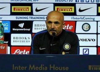 Spalletti conferenza Inter