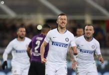 Perisic Fiorentina Inter
