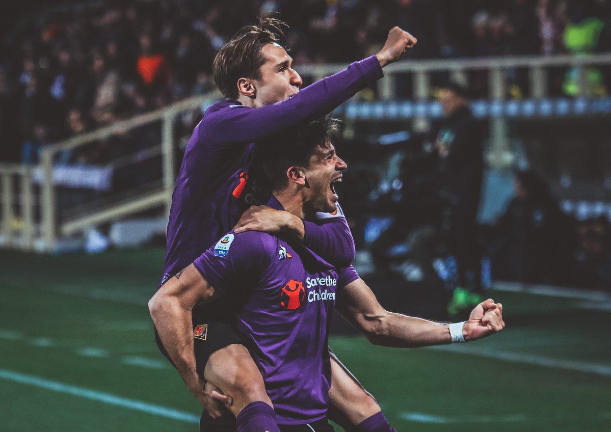 Chiesa Simeone Fiorentina vs Inter