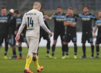 Nainggolan.Inter Lazio.Coppa Italia