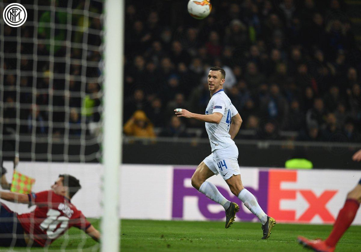 Ivan Perisic Inter Rapid Vienna Europa League