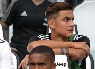 Dybala panchina