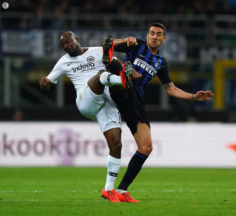 Vecino Inter vs Eintracht