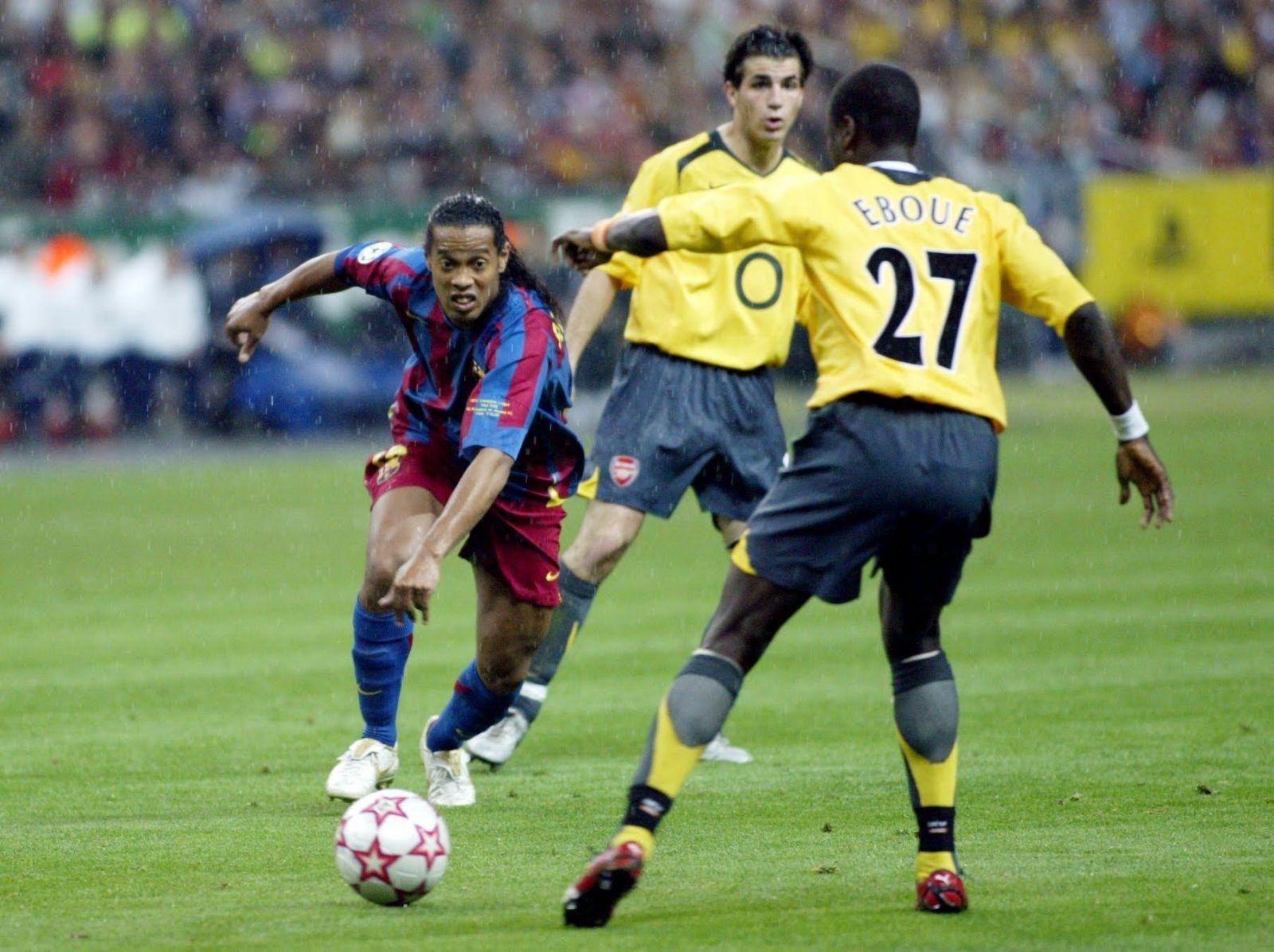 Arsenal Barcellona