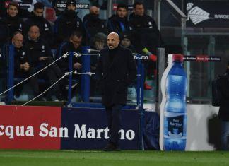 Spalletti Cagliari vs Inter