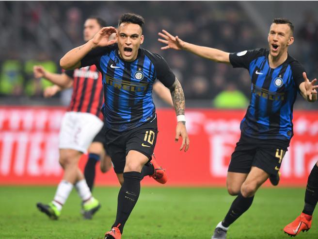 Milano è ancora nerazzurra e anche il terzo posto