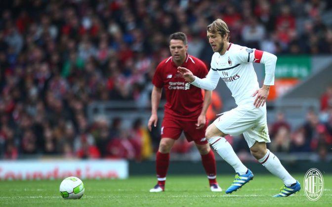 Liverpool-Milan, Legends came back: una partita con le glorie da 'mercoledì'