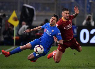 Roma vs Fiorentina, un pareggio che alimenta poche speranze