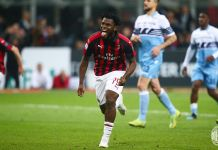 Kessie Milan vs Lazio