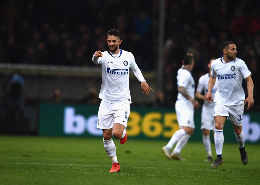 Gagliardini Genoa vs Inter