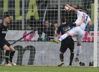 Inter vs Lazio Serie A, Milinkovic Savic Brozovic Handanovic