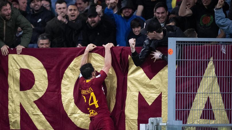 Florenzi un gol che zittisce tutti: juventini, ronaldisti ma anche romanisti
