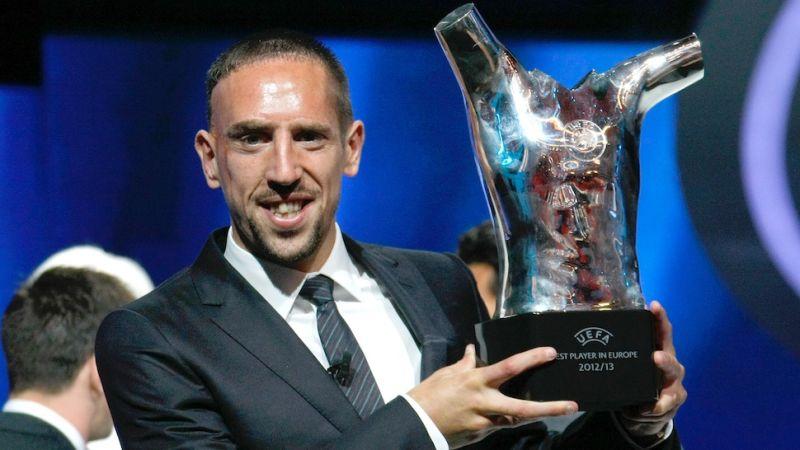 Ribery Best Player 2013