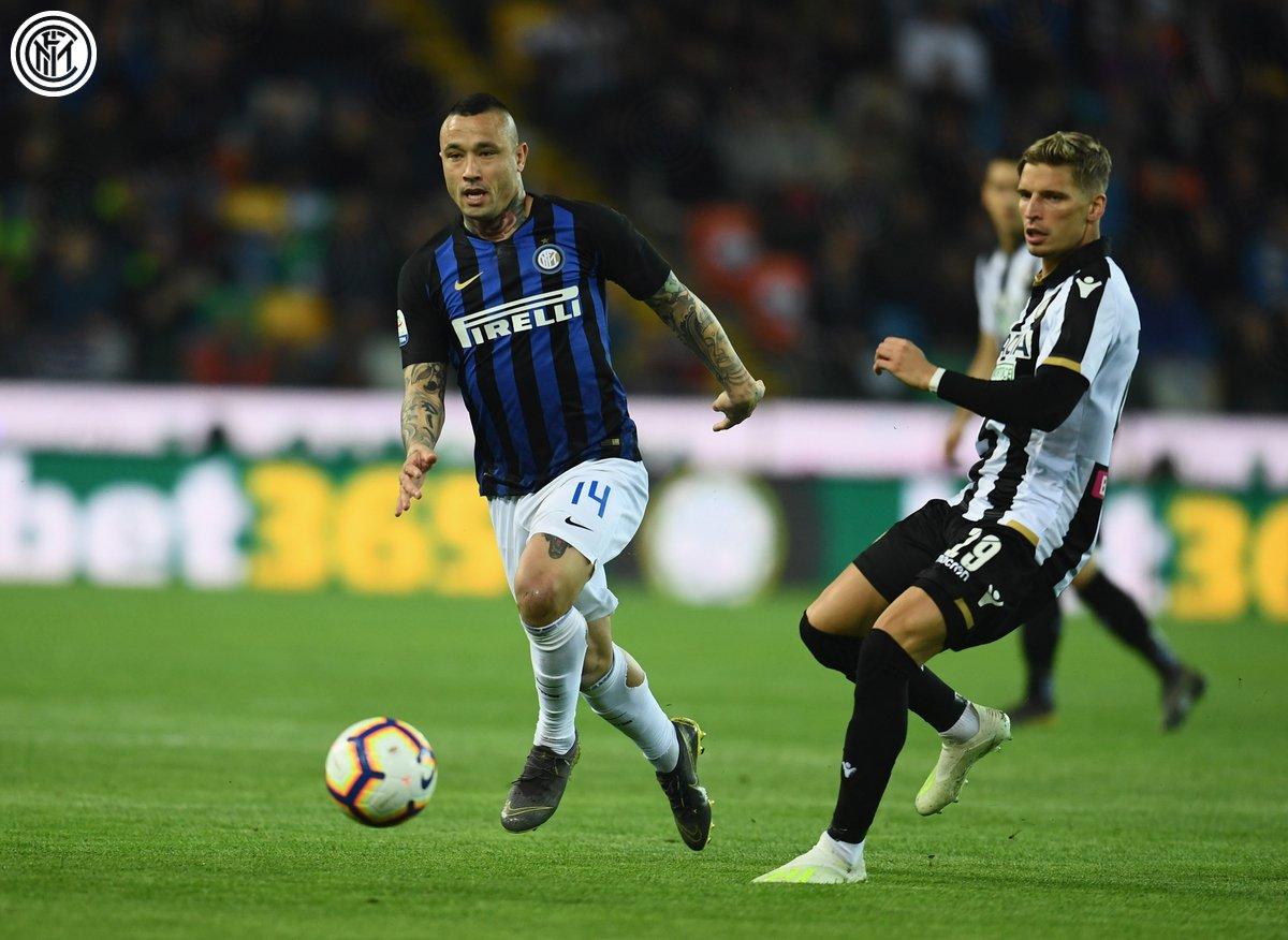 A Udine l'Inter resta a metà tra l'essere naif e l'essere sprecona