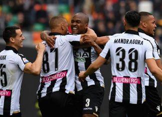 FLASH NEWS - L'Udinese trionfa con la Spal ed è virtualmente salva
