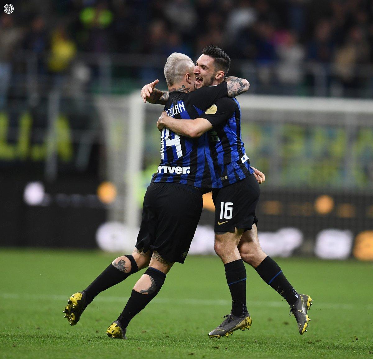 FLASH NEWS - L'Inter c'è e non molla Champions né terzo posto