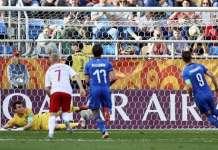 Un cucchiaio per i quarti: Pinamonti trascina l'Italia e manda segnali a Conte