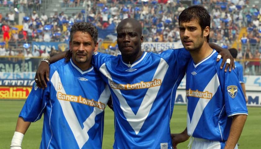 Baggio Guardiola Brescia