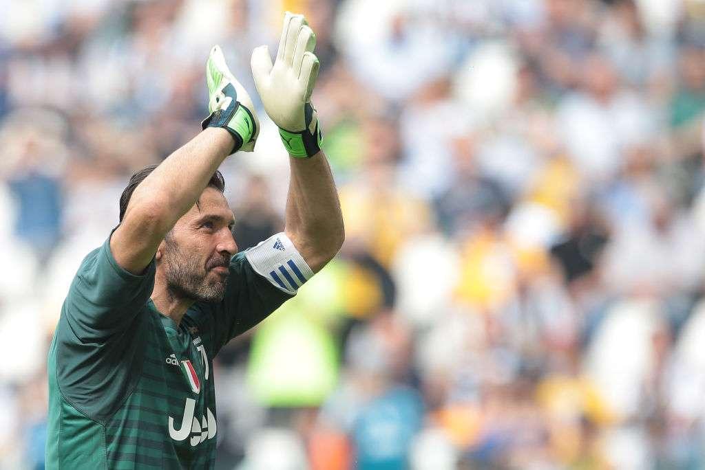 Buffon ultima Juve