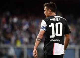Paulo Dybala Juve