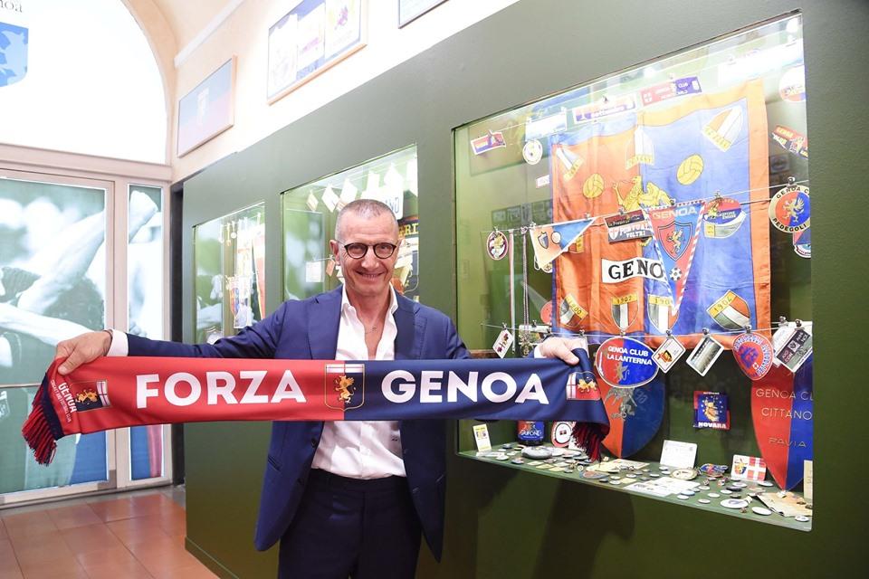 Andreazzoli Genoa