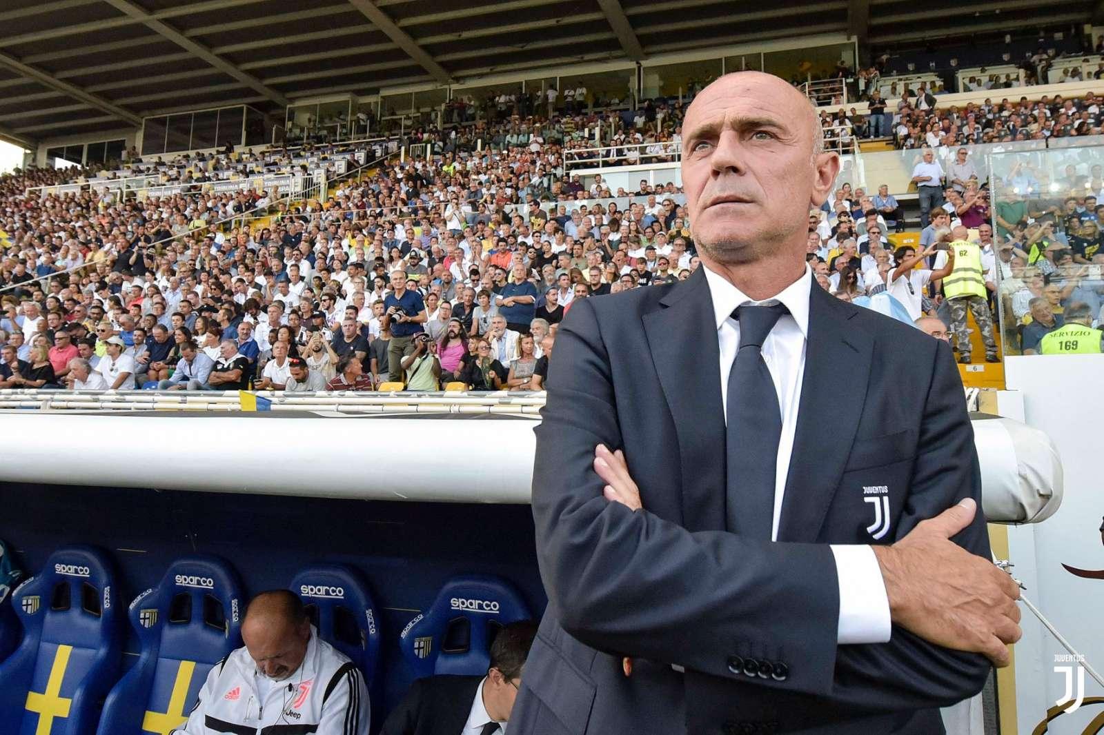 Martusciello Parma Juve