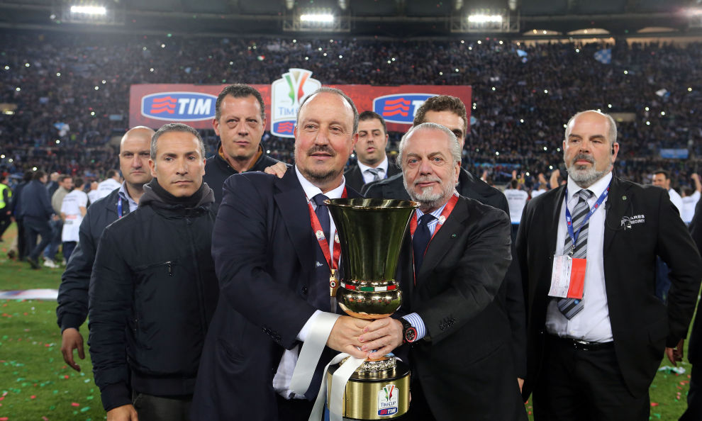 Benitez-De-Laurentiis-napoli-coppa-italia-2014