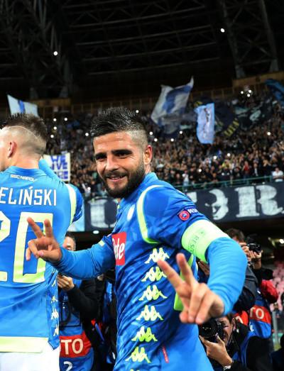 Insigne Napoli Liverpool