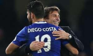 Diego Costa e Conte al Chelsea – 2016.2017
