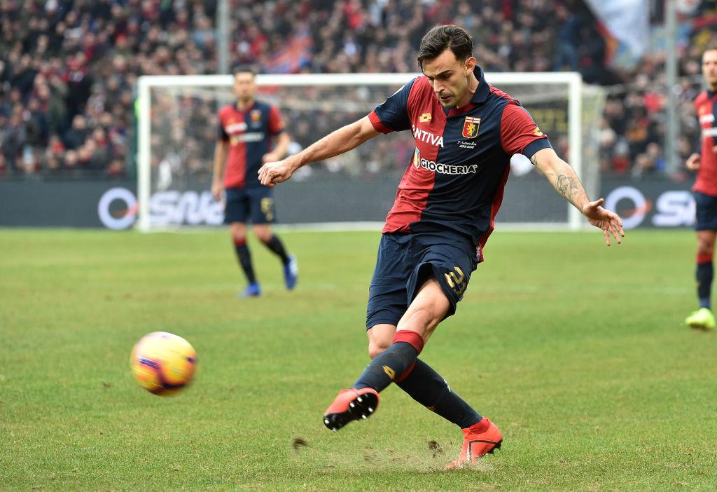 Genoa CFC v US Sassuolo – Serie A
