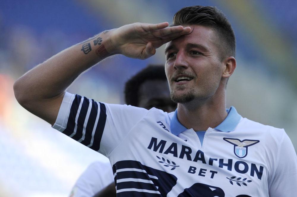 SS Lazio v Genoa CFC – Serie A