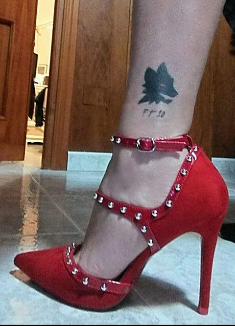 Tatuaggio addio Totti