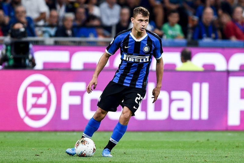 Nicolò Barella, Inter