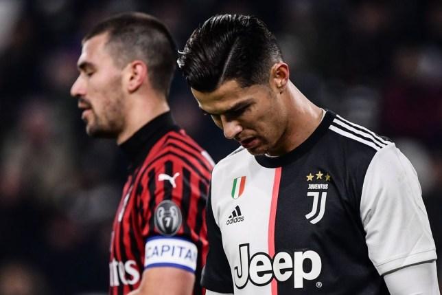 Ronaldo Juve Milan