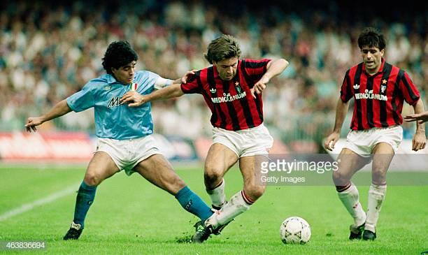 Milan Napoli 1990