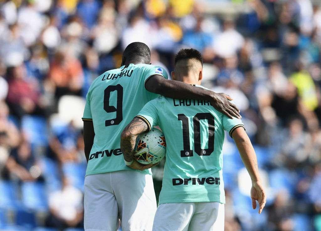 US Sassuolo v FC Internazionale – Serie A