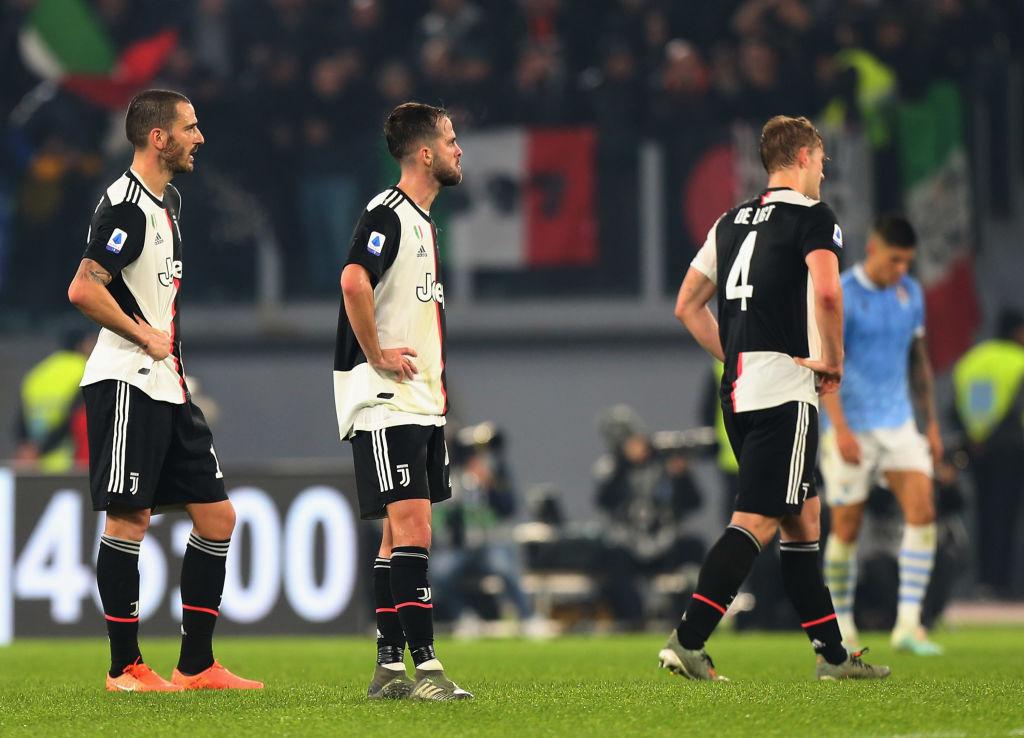 SS Lazio v Juventus – Serie A