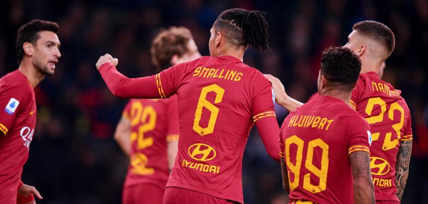 squadra As Roma