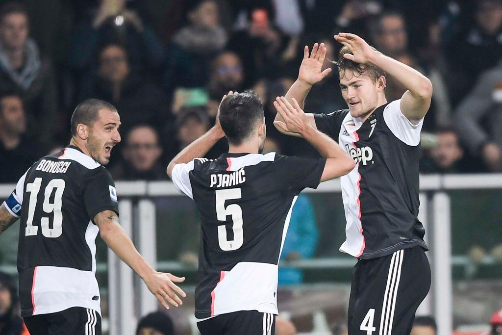 Torino FC v Juventus –