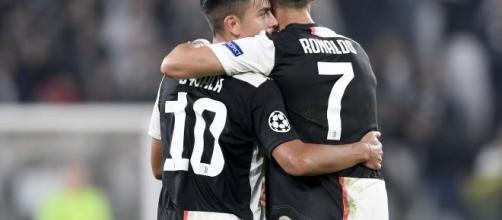 Dybala Ronaldo 3