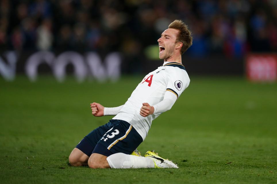 Eriksen non vuole rinnovare il contratto con il Tottenham