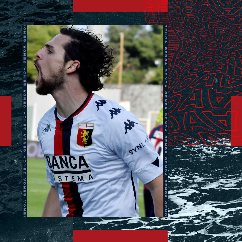 Fonte immagine: profilo Twitter ufficiale Genoa