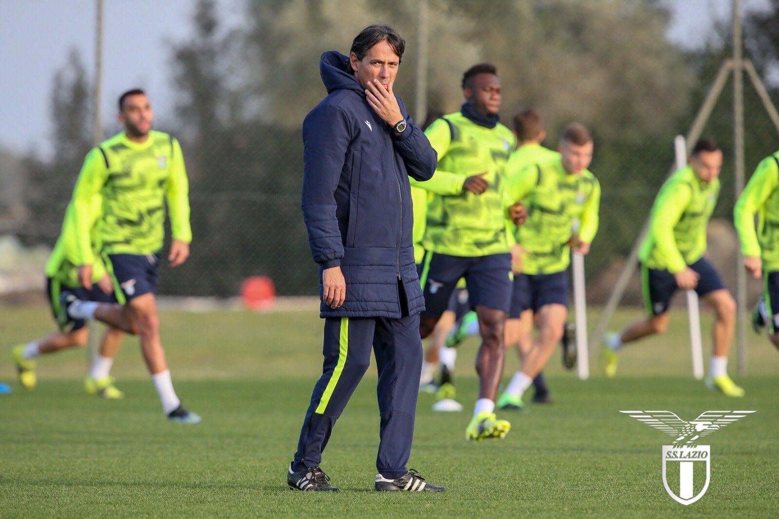 Fonte immagine: profilo Twitter ufficiale Lazio